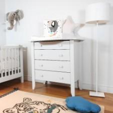 Chez nanelle.fr, vous avez l'opportunité de déceler le luminaire enfant le plus adapté au look de vos meubles