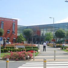 St Helen's Hospital: rated one of the UK's best hospitals by the Care Quality Commission